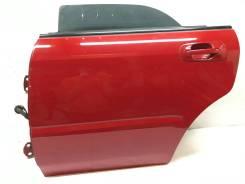 Дверь задняя левая 22G на Subaru Impreza GGA #26 [Пробег 133 тысячи]