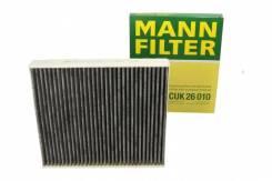 Фильтр салонный угольный MANN CUK26010 в наличии в Хабаровске