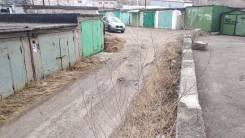 Продам гараж. улица Крупской 1б, р-н Октябрьский, 18,0кв.м., электричество