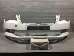 Бампер передний Skoda Superb c 2015