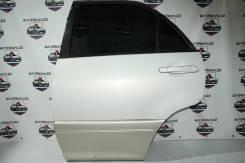 Дверь боковая задняя левая Toyota Harrier 1998г MCU15