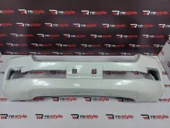 Бампер передний Toyota Land Cruiser 200 с16г Белый