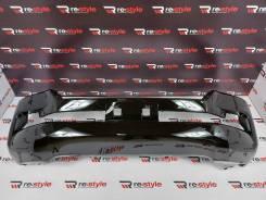 Бампер передний Toyota Land Cruiser 200 с16г Черный