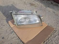Фара правая Toyota Caldina ST190, 3SFE стеклянная 21-16