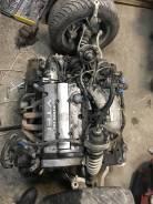 Двигатель в сборе Н22А с коробкой