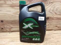 Антифриз X-Freeze Green 5 Кг