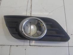 Накладка переднего бампера левая под птф [25980485] для Opel Mokka [арт. 525234]