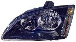 Фара передняя левая хром Ford Focus 2