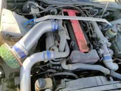 Двигатель в сборе. Toyota Mark II, JZX90, JZX90E Toyota Cresta, JZX90 Toyota Chaser, JZX90 1JZGTE