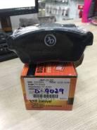Колодки тормозные JUST Drive JBP0122 D9029 JBP0122