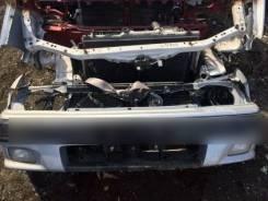 Бампер передний на Toyota Carib AE110, AE111, AE114, AE115