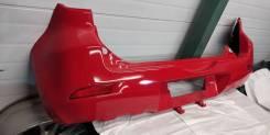 Бампер задний красный R40 RUSH / BEGO J210 2006г с распила