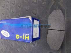 Колодки тормоз. передние SP1153 Sorento HI-Q SP1153 SP1153