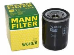 Фильтр масляный MANN W610/6 в наличии в Хабаровске W6106