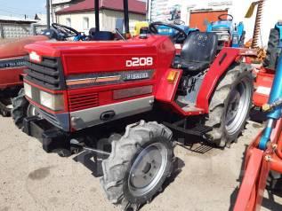 Японский трактор, 2008. Shibaura D208, 21,00л.с.