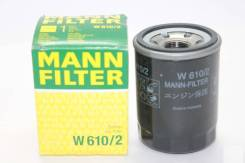 Фильтр масляный MANN W610/2 в Хабаровске W6102