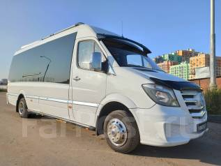Mercedes-Benz Sprinter 515 CDI. Mercedes-Benz Spriner 2015 VIP Турист салон Турция в Москве, 21 место, В кредит, лизинг