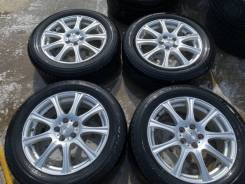 Комплект 195/60/16 Лето Bridgestone на литье 16 5/100 joker
