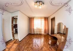 2-комнатная, улица Адмирала Кузнецова 66а. 64, 71 микрорайоны, агентство, 44,0кв.м.