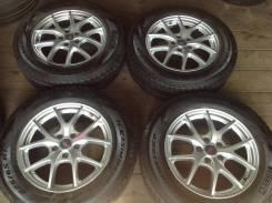 225/65R17 Pirelli, диски 5x114.3 A-TECH Schneider
