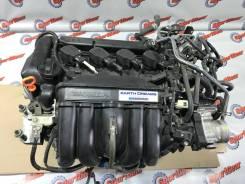 Двигатель Honda Fit GP6/GP5 №90 Hybrid Пробег 43725км