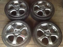 205/45R17 Dunlop, диски оригинал Honda 5x114.3 Japan