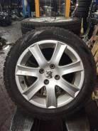 Комплект колёс Citroen Berlingo 195/55 R16 4*108 Pirelli зимние