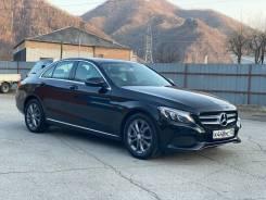 Mercedes-Benz C-Class. автомат, задний, 1.6 (150л.с.), бензин, 27тыс. км