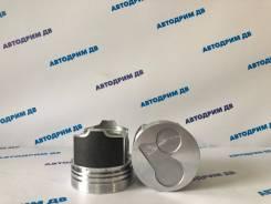 Поршни Kubota V2203 / D1462 / 4D87 / D1703 / D1803 / V2403 STD Alfin Original ( комплект 4 шт. ) 2.5-2-5 мм Izumi 1642321112