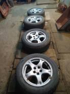 Зимние нешипованные колеса 215/60/R16 на литье Subaru