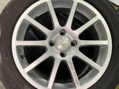 Sport Technic R16 4*100 6.5j et38 + 205/55R16 Goodyear Ls2000