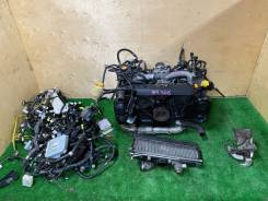 ДВС EJ205 Subaru Forester XT SG5 EJ205