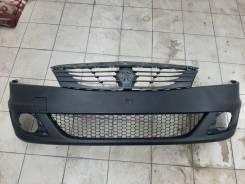 Бампер передний Renault Logan 05-14 8200785044