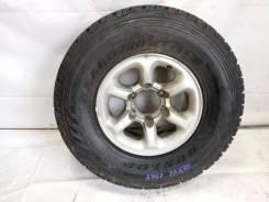 Колесо Колесо В Сборе В Сборе Dunlop Grandtrek AT3 265/70R15