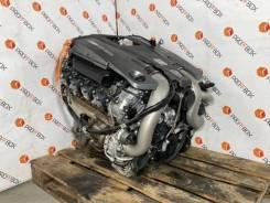 Контрактный двигатель в сборе Мерседес M157, ML-class W166, 35 000 км.