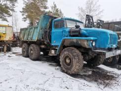 Урал. самосвал, 10 000куб. см., 10 000кг., 6x6