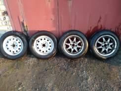 Комплект летних колёс 175/65 R14