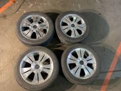 Комплект летних колёс на литье Miierren, р 225/50/17 Goodride SA-07