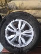 Комплект колес на летней резине