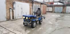 Самодельная модель. Продам самодельный трактор, 15,00л.с.