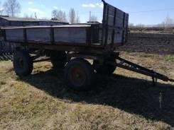 Калачинский 2ПТС-4. Телега тракторная двух осная, 4 000кг.