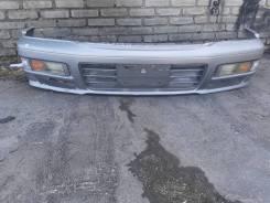Бампер передний на Nissan Gloria