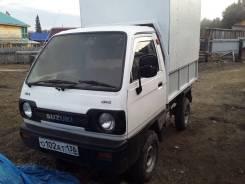 Suzuki Carry. Продам грузовик, 1 000куб. см., 1 000кг., 4x4