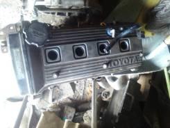 Двигатель Toyota Cynos EL44 5E-FE.