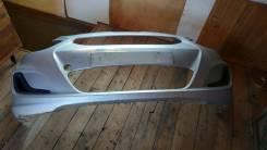 Бампер передний Hyundai Solaris 2010 - 14
