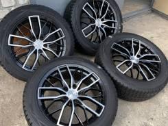 EuroBahn R18 5*120 8j et29 + 245/50R18 Dunlop Winter Maxx WM01