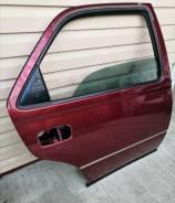 Дверь задняя правая Toyota Vista Ardeo SV50 цвет 040 AZV50