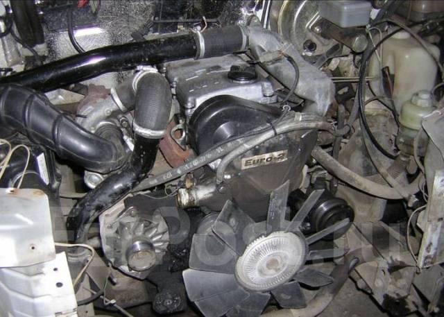 Дизельный двигатель Штайер (Steyr) - ГАЗ 560