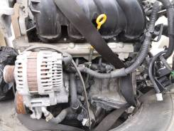 Двигатель Nissan Serena 2012