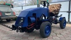 Самодельная модель. Самодельный трактор, 4,00л.с.